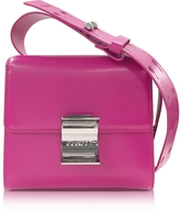 Kenzo Fuchsia Leather Small Shoulder Bag