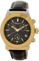 Salvatore Ferragamo Men's 1898 Chronograph Swiss Quartz Watch