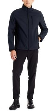 Tumi Men's Slim-Fit Stretch Softshell Jacket