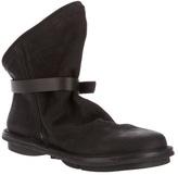 Trippen buckle detail boots