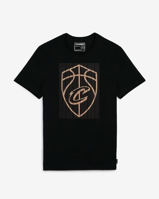 Express Cleveland Cavaliers Nba Graphic T-Shirt