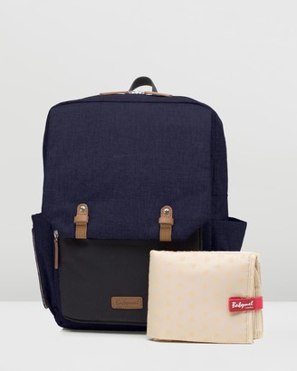 Babymel Women's Navy Nappy bags - George Backpack Nappy Bag - Size One Size, Unisex at The Iconic