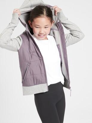 Athleta Girl Aim High Hybrid Jacket