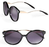 Spitfire 63mm Oversized Round Sunglasses
