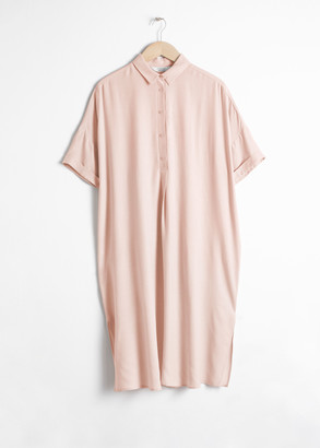 And other stories Oversized Shirt Dress