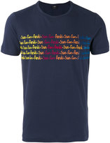 Fendi printed T-shirt - men - Cotton - 46