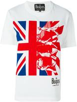 The Beatles X Comme Des Garçons - CDG X The Beatles Union Jack T-shirt - women - Cotton - L