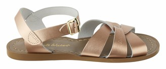 Salt Water Salt-Water - Salt-Water Sandals Original Rose Gold (Women) - UK 8 / EU 42 - Rose Gold/Leather