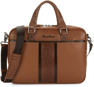 Robert Graham Keaton I Leather Briefcase