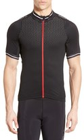 Craft Men's 'Glow' Fitted Moisture Wicking Stretch Cycling Jersey