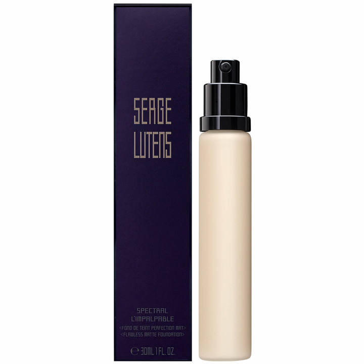 Serge Lutens Spectral Fluid Foundation Refill 30ml (Various Shades) - Blanc 00