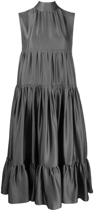 Rochas sleeveless shift dress