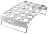 Curved Hole Stainless Steel Jalapeno Roaster