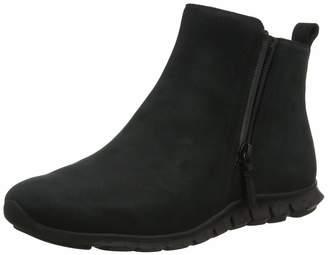 Cole Haan Women's Zerogrand Side Zip Bootie Waterproof Chukka Boots