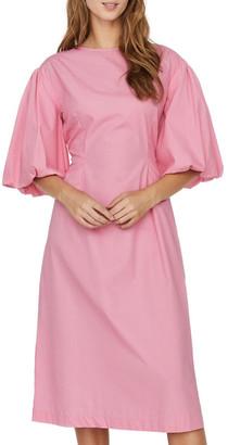 Vero Moda Christine Calf Dress