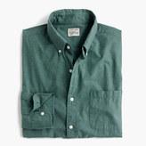 J.Crew Secret Wash heather poplin shirt