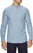 Wesc Erko Mandarin Collar Sportshirt