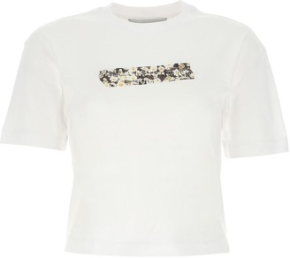 Stella McCartney Cropped T-Shirt