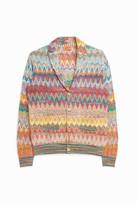 Missoni Shawl-Lapel Cardigan
