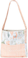 Peach & Mint Llama Diaper Bag