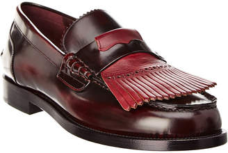 Burberry Bedmoore Leather Loafer