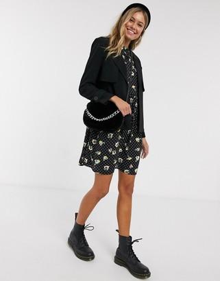 Pimkie lightweight jacket in black