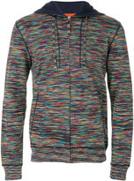 Missoni abstract print hoodie