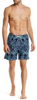 Trunks San-O-Short Sketchy Geo Print Swim Trunk