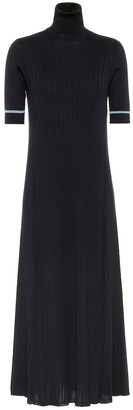 Loro Piana Dakhla silk and cotton knit dress
