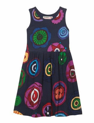 Desigual Girl's Knit Dress Straps (Vest_Moroni)