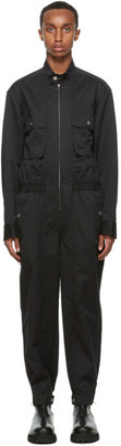 3.1 Phillip Lim Black Utility Jumpsuit