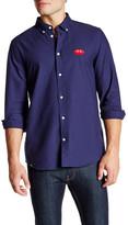 Wesc Ogen Long Sleeve Relaxed Fit Shirt