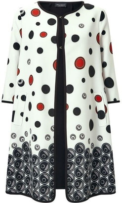 M·A·C James Lakeland Print Occasion Trench