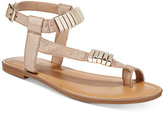 Bar III Verna Flat Sandals, Created for Macy's
