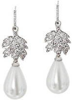 Elizabeth Taylor The La Peregrina Simulated Pearl Drop Earrings
