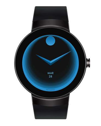 Movado 46.5mm Connect Smartwatch