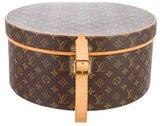 Louis Vuitton Monogram Hat Box 40