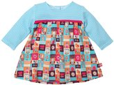 Zutano Tiny Town Little Dress (Baby) - Multicolor-Newborn