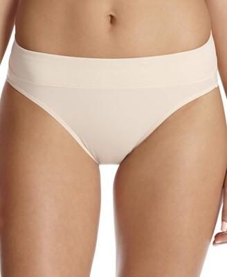 Warner's Warners Women's No Pinching No Problem Hi Cut Brief Panty
