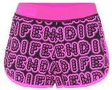 Fendi Printed shorts