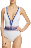 Becca by Rebecca Virtue Scenic Route One Piece Swimsuit
