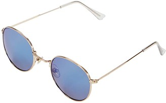 Steve Madden Leona (Blue) Fashion Sunglasses