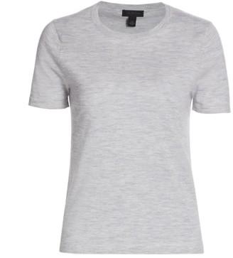 Saks Fifth Avenue Short-Sleeve Cashmere Sweater
