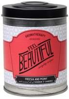 Aromatherapy Tin Candle Feel Beautiful 8.6oz