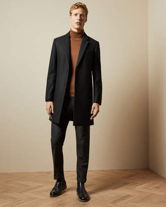 Ted Baker SOCALED Two button overcoat