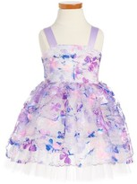 Halabaloo Girl's Confetti Sleeveless Dress