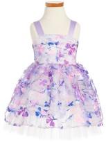 Halabaloo Toddler Girl's Confetti Sleeveless Dress