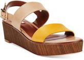 Cole Haan Cambon Flatform Sandals