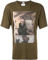Helmut Lang printed T-shirt - men - Cotton/Modal - S