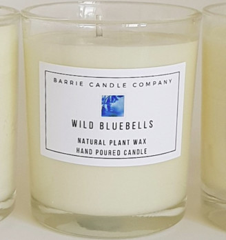 Barrie Candle Company - Wild Bluebells Candle - Signature (20cl)